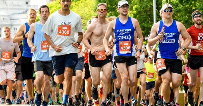 5k run event